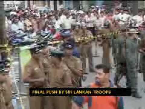 NewsX Video: Lanka gives LTTE 24-hr ultimatum to surrender