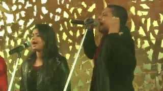 Saket Bairoliya_singing Switty Tera Pyaar_wedding, Ludhiana