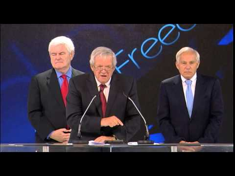 Speech by Dennis Hastert at Paris Iranian gathering for democratic change 2014