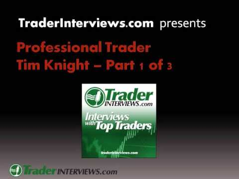 Part 1: Online Trading Strategies with Tim Knight