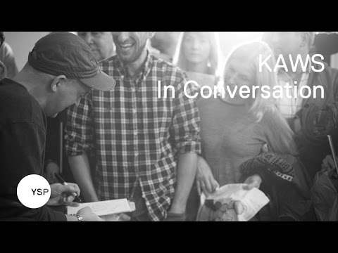 KAWS in Conversation with Clare Lilley