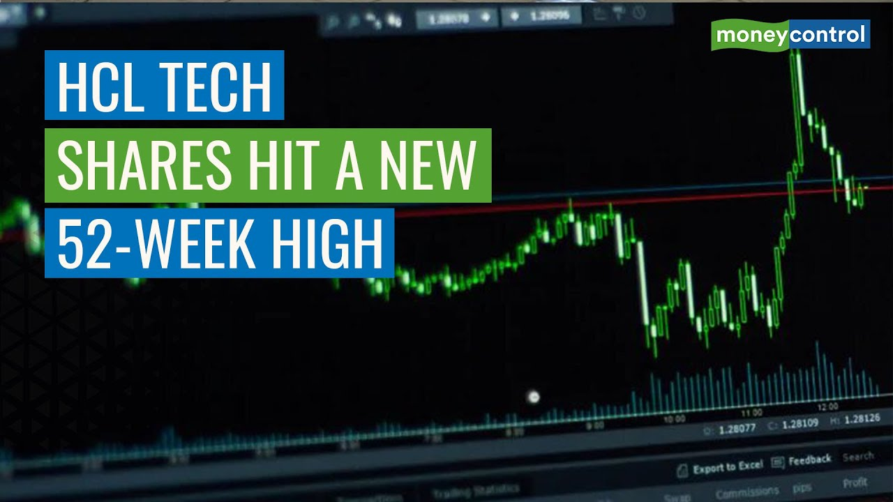 Hcl Technologies Shares Jump 7 To Hit 52 Week High On Strong Q2 Update