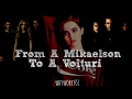 From A Mikaelson To A Volturi {Klaus and Demetri FF} || Wattpad Trailer