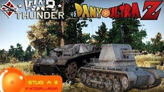 War Thunder : Chasseur de Char Allemand StuG A III et Panzerjäger I