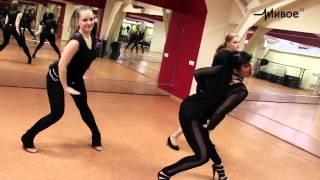 Урок движения. Стрип-пластика. Педагог - Мария Вишнякова(Strip dance -- это искусство обольщения, когда при помощи языка движений, жестов, мимики, взгляда обнажаются чувст..., 2014-01-14T12:45:00.000Z)