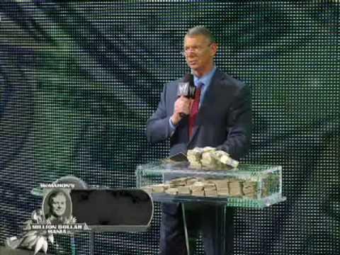 McMahon's Million Dollar Mania -- Do You Know the Password?