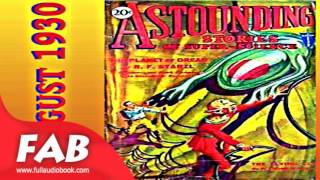 Astounding Stories 08, August 1930 Full Audiobook by Various by Science Fiction