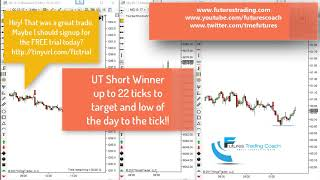 101117 -- Daily Market Review ES CL GC - Live Futures Trading Call Room