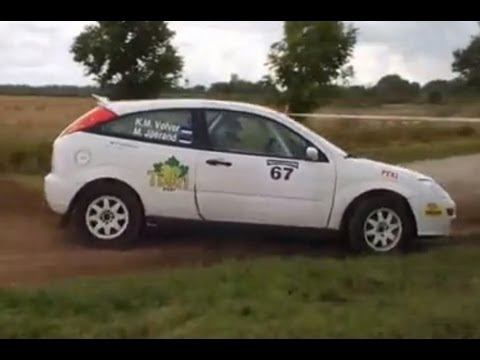 ►FORD FOCUS DRIFT /TUNED 2.0 DOHC ZETEC about 180HP [HD]