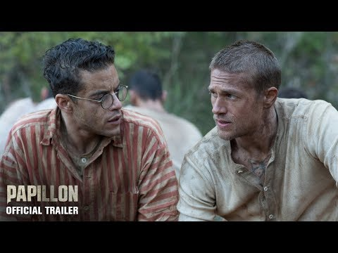 PAPILLON | Official Trailer Mp3