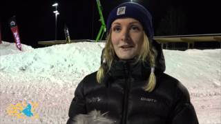 Emilia Dahlgren vinnare SM i Stadioncross 2016
