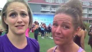 PIYO Workout Review with Chalene Live reaction afterwards