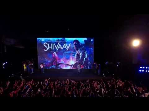 SHIVAAY MOVIE | TRAILER  LAUNCH  INDORE