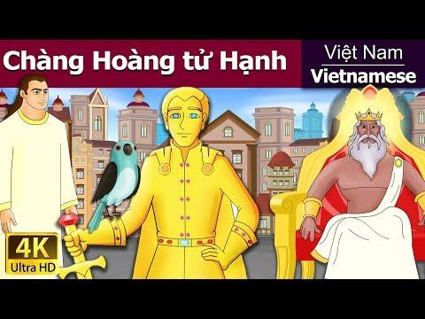 Chàng Hoàng tử Hạnh phúc - chuyen co tich - truyện cổ tích - 4K UHD - truyện cổ tích việt nam