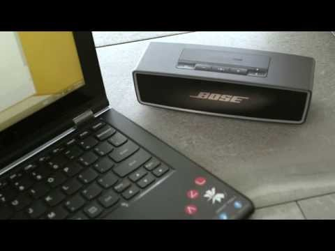 How to pair your Bose SoundLink Mini BLUETOOTH speaker II with Windows 7/8