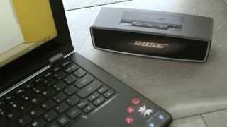 Bose SoundLink Mini II - Pairing with your Windows PC