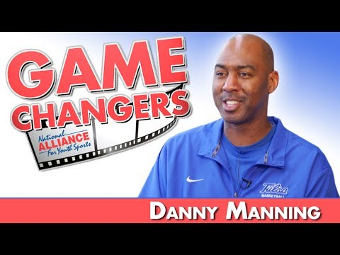 Game Changers: Danny Manning (Episode 1) - NAYS web series