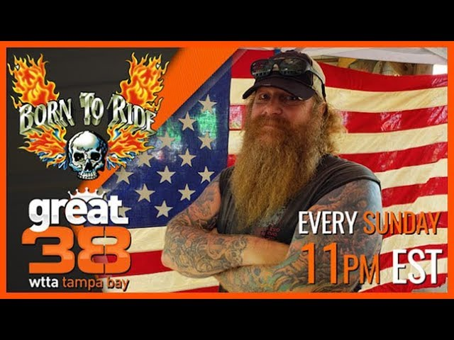 This Week on Born To Ride TV Episode #1265 - Born Free 9, Nefarious James, BTR Vault