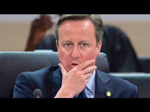 Edward Snowden Trolls David Cameron Over Panama Papers