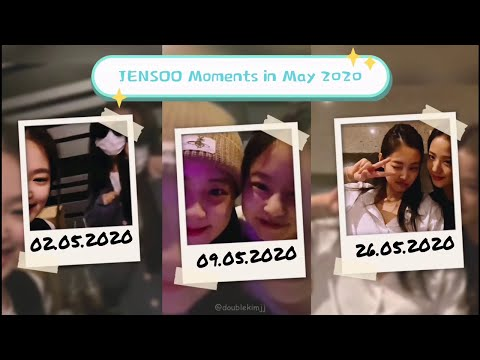 JENSOO Moments in May 2020
