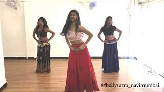 Kamariya Garba Belly dance fusion – Mitron | Jackky Bhagnani| Kritika Kamra| Darshan Raval