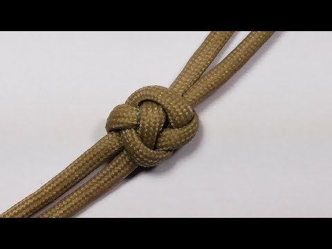 """""""New Method To Tie The Flat Square Knot"""" (Music Version)"""
