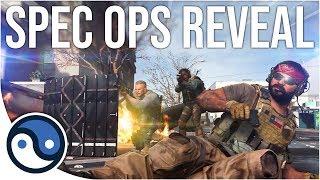 Modern Warfare Spec Ops Trailer (Breakdown & Reveal Gameplay)