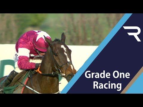 Paddy Power Future Champions Novice Hurdle (Grade 1) - Racing TV