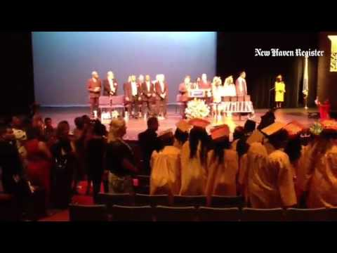 Eli Whitney Technical High School commencement - SSSU - June 19, 2014
