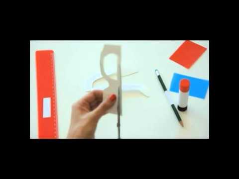 Comment faire ses propres lunettes 3d youtube - Faire ses propres stickers muraux ...