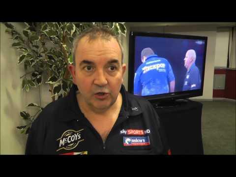 Phil Taylor - McCoy's Premier League Darts Night 12
