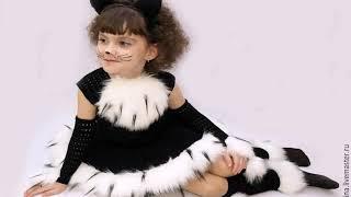Как Сшить Костюм Кошечки Девочке Своими Руками На Новый Год