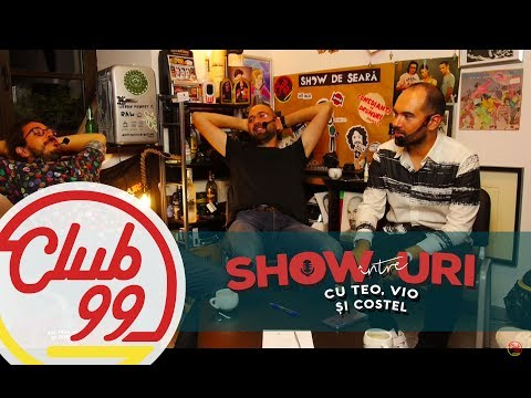 Podcast #204 | Barber shop si chinezi | Intre showuri cu Teo Vio si Costel
