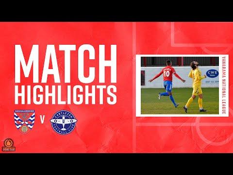 Dagenham & Red. Eastleigh Goals And Highlights