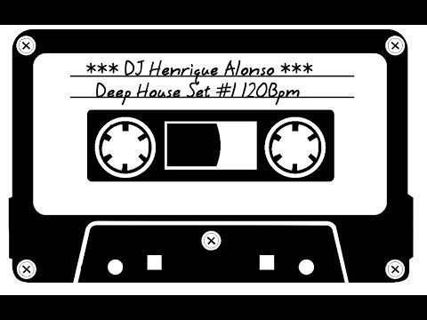 Deep House Set #1 120 Bpm August 2014  DJ Henrique Alonso