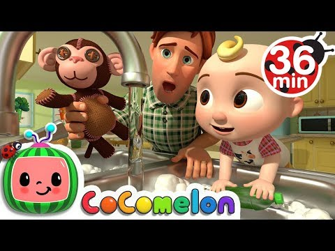 Yes Yes Save The Earth Song + More Nursery Rhymes & Kids Songs - CoComelon