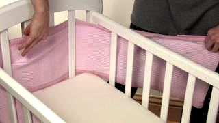 Baby Bed 2014 How To Install A 4-sided - Amazon Feature