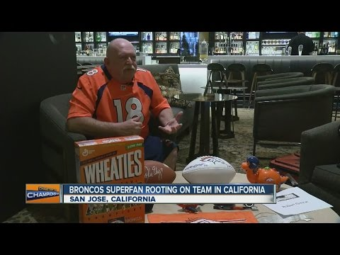 Sacramento Broncos Fan Trying To Get Tickets To Super Bowl 50