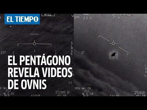 Estados Unidos confirma que videos en los que se observan ovnis son reales