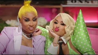 Erica Banks - Toot That (feat. DreamDoll & BeatKing) [Official Music Video]