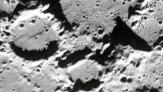 ARTEFACTS ON THE MOON 3 NORTH POLE-GOOGLE MOON