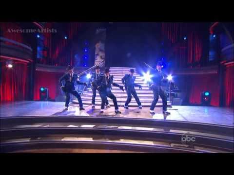 Cirque du Soleil - Michael Jackson's Immortal World Tour - DWTS 2011 (Results)