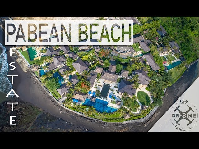 Pabean Beach Estate - Bali 4k