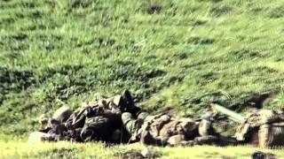Нагорный Карабах 4 дня войны  Апрель, 2016 г  или (Неудавшийся блицкриг)