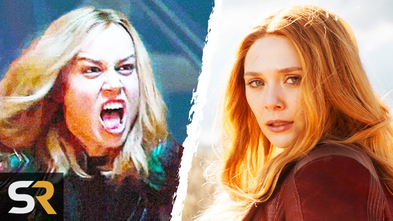 Download Why Captain Marvel Is Stronger Than Scarlet Witch In The MCU