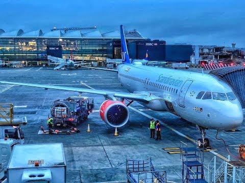 SAS | Airbus A320neo | LHR-CPH-ARN