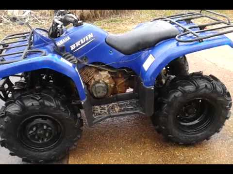 2006 Yamaha Bruin 350 4x4 Youtube. 2006 Yamaha Bruin 350 4x4. Yamaha. 2005 Yamaha Grizzly 350 4x4 Part Diagram At Scoala.co