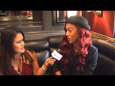 Interview with Dutch singer Natalie La Rose