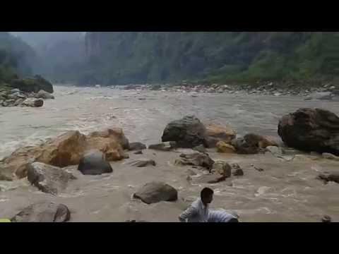 ModiBeni (Modi and Kaligandiki River) of Nepal