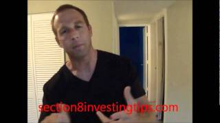 Section 8 Investing Tips (Property Flow)